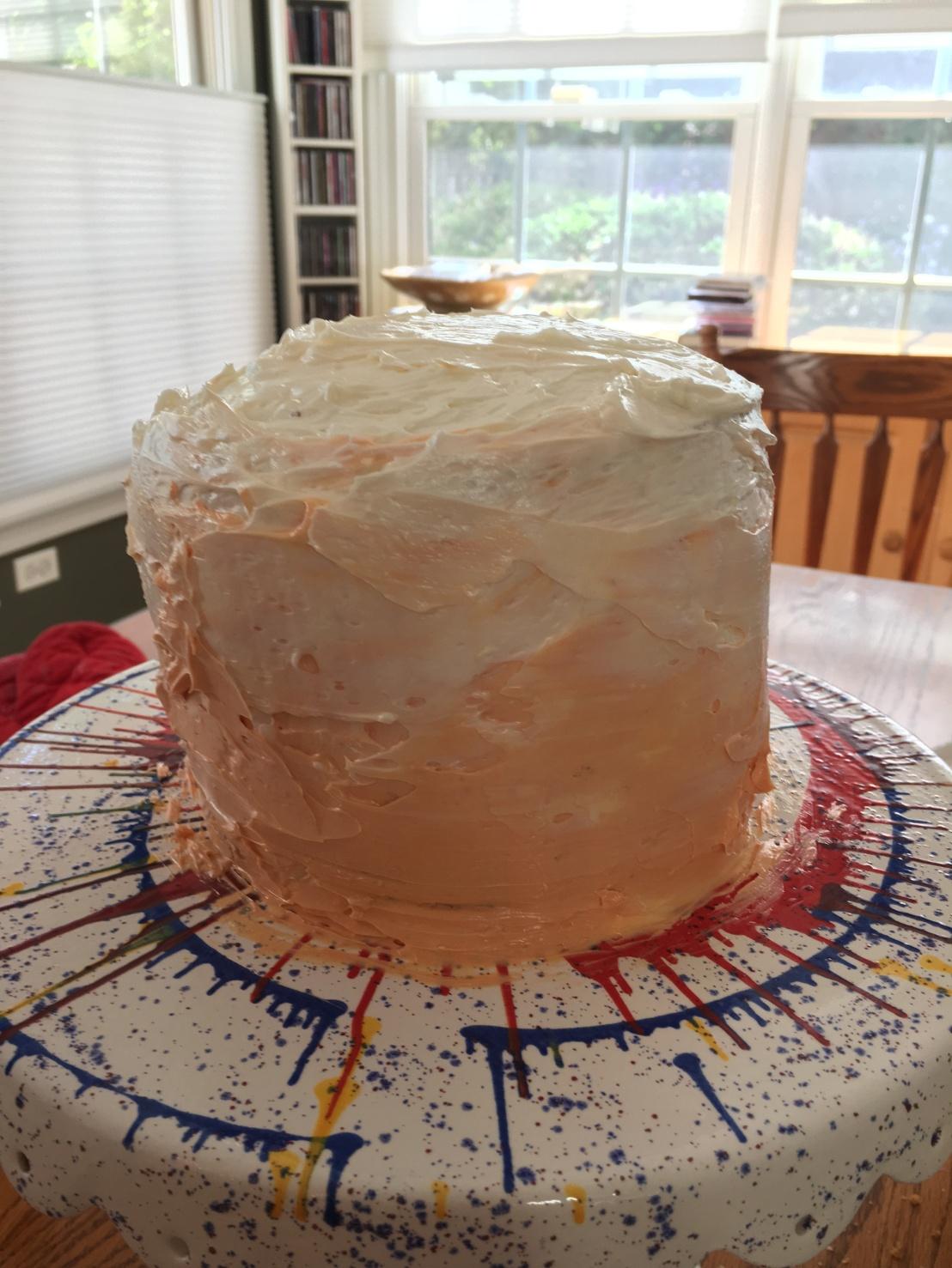 Adventures in Baking No. 2: Sweet TeaCake