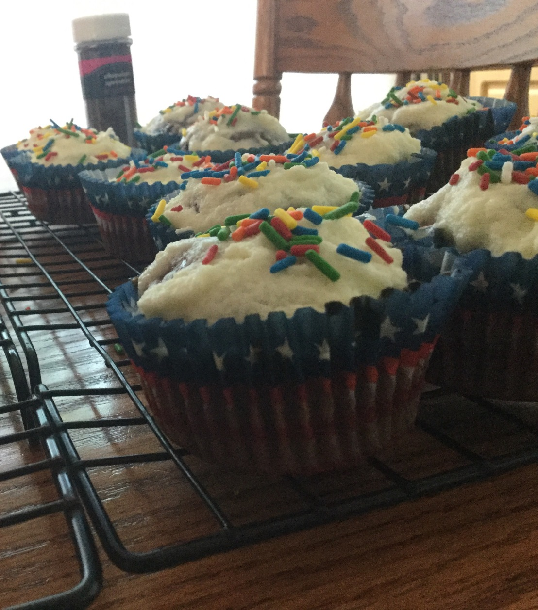 Baking Chronicle No. 11: Cupcakes