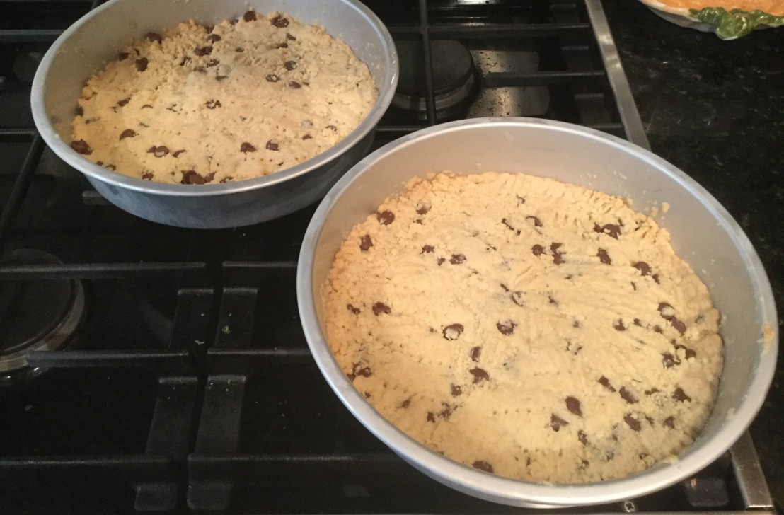 Baking Chronicle No. 21: Chocolate Chip Shortbread!
