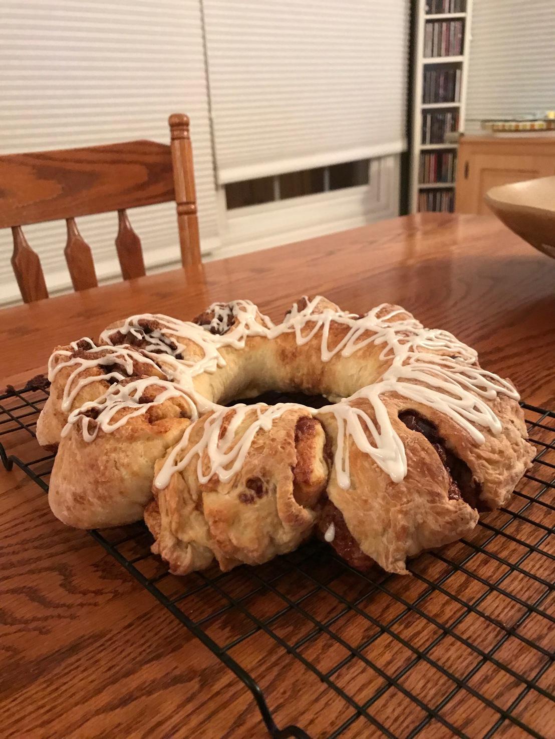 Adventures in Baking No. 38: CinnamonRolls!
