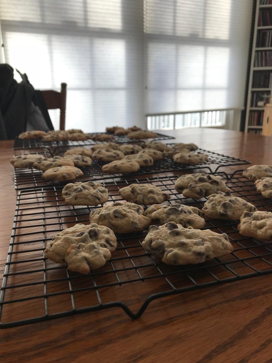 Adventures in Baking No. 40: CookieExperiment!