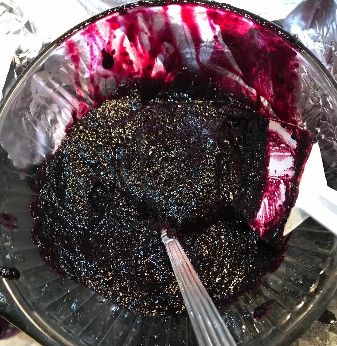 Baking Chronicle No. 47: BlueberryJam!