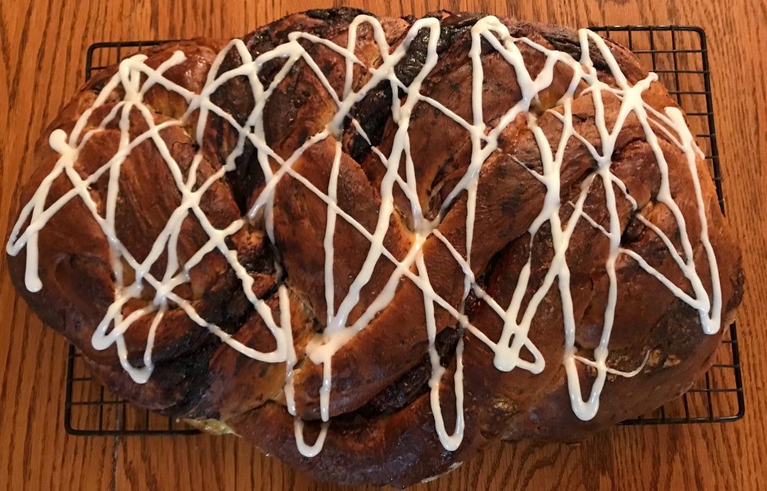 Adventures in Baking No. 46: JamBraid!