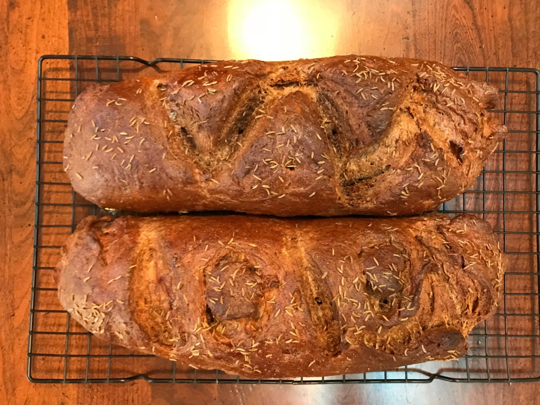 Baking Chronicle No. 51: Pumpernickel