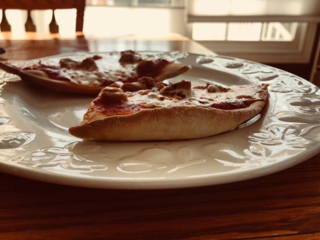 Adventures in Baking No. 52:Pizza!